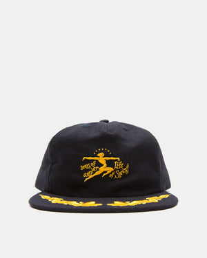 Brain Dead - Death of Life Hat (Navy)