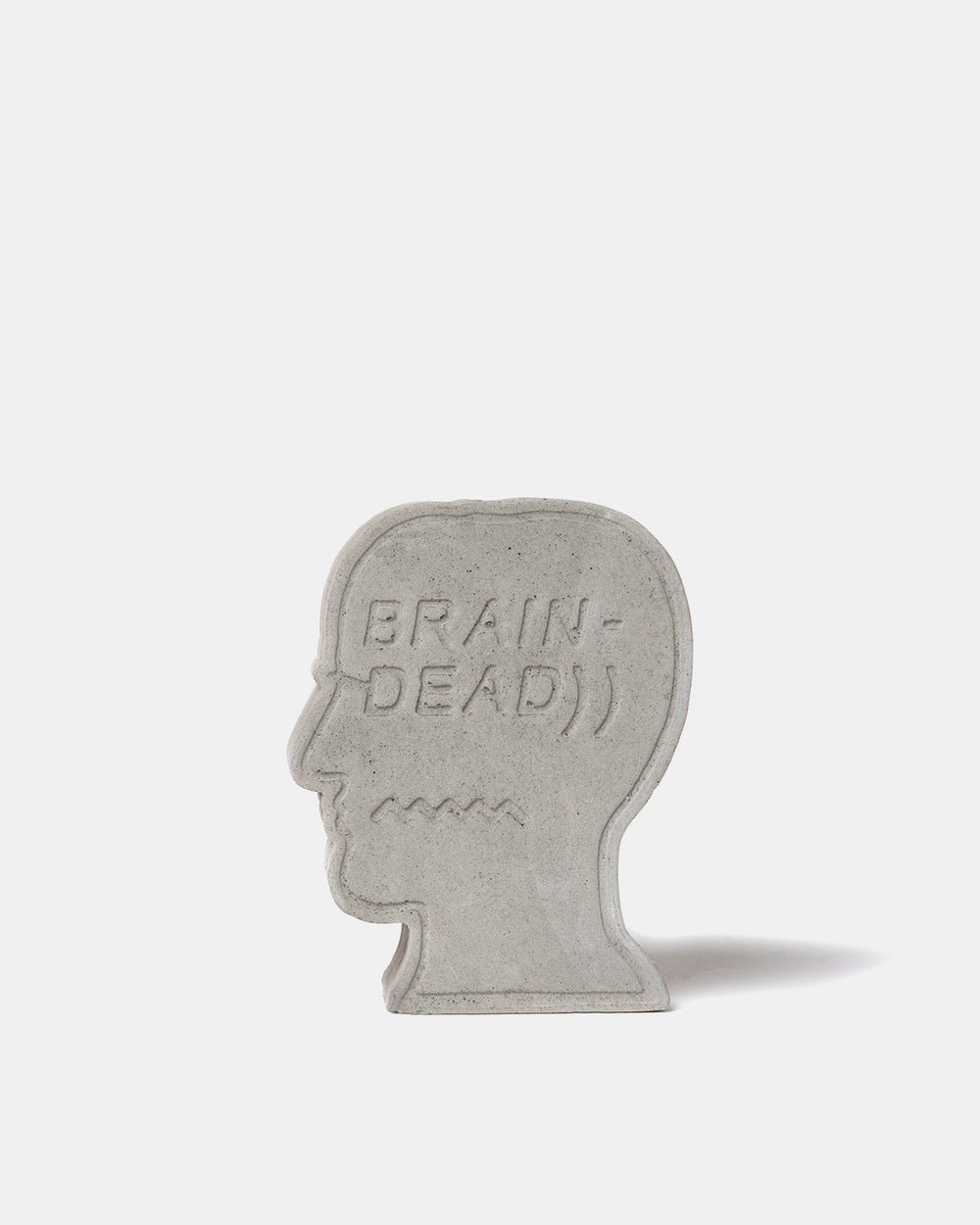 Brain Dead - Incense Burner (Grey)