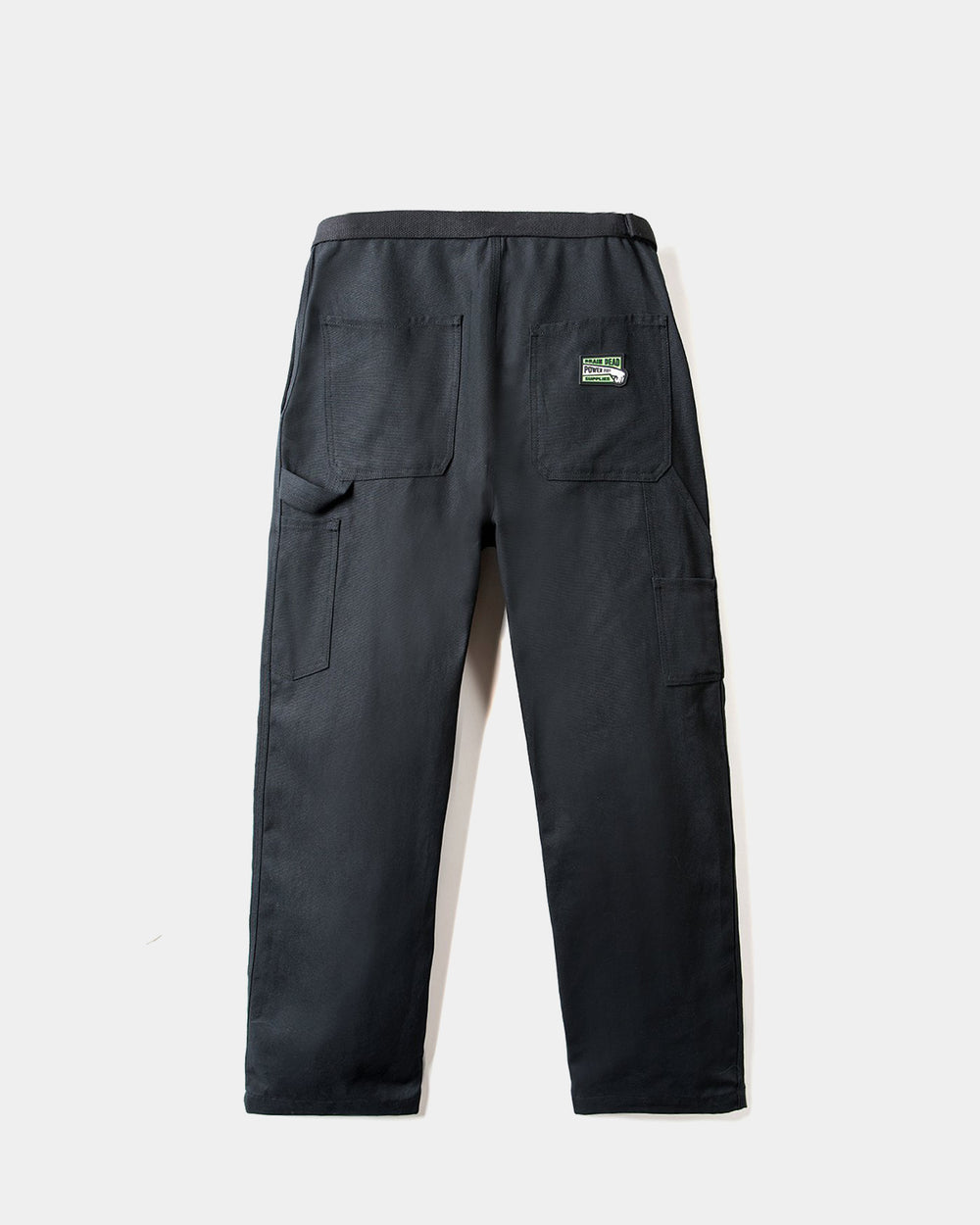 Brain Dead - Canvas Carpenter Pant (Black)