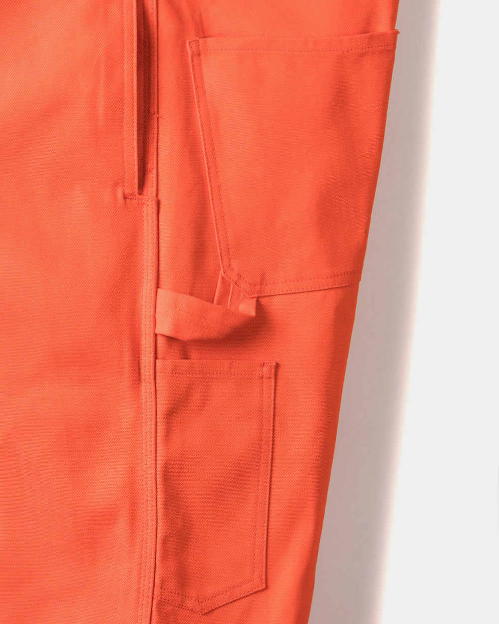 Brain Dead - Canvas Carpenter Pant (Orange)