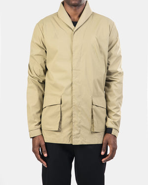 Brandblack - Ian Shawl Shell Jacket (Tan)