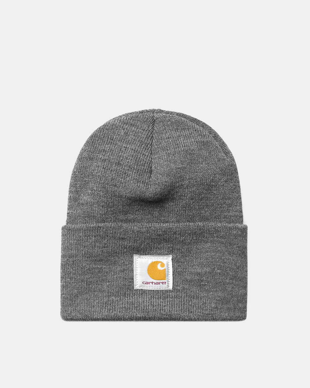 Carhartt WIP - Acrylic Watch Hat (Dark Grey Heather)