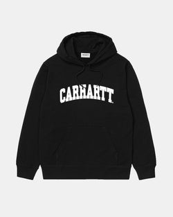 WIP Hooded University Sweat (Black)