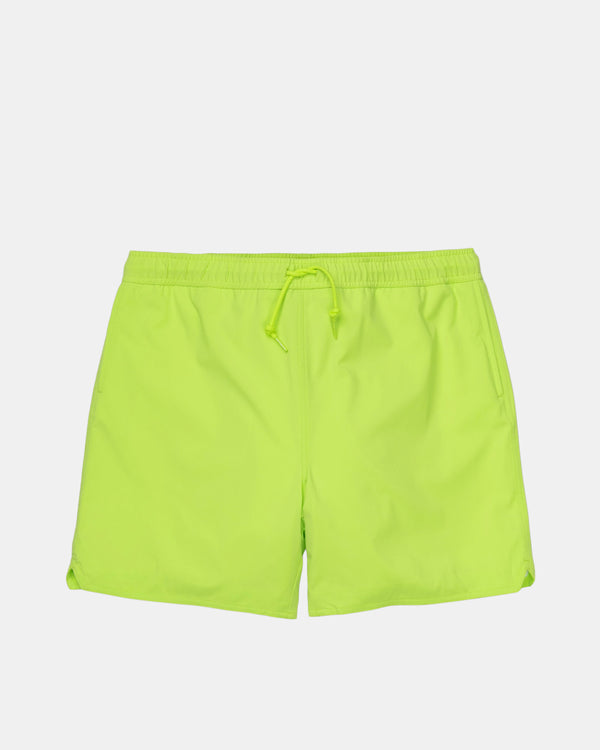 Aran Swim Trunks (Lime)