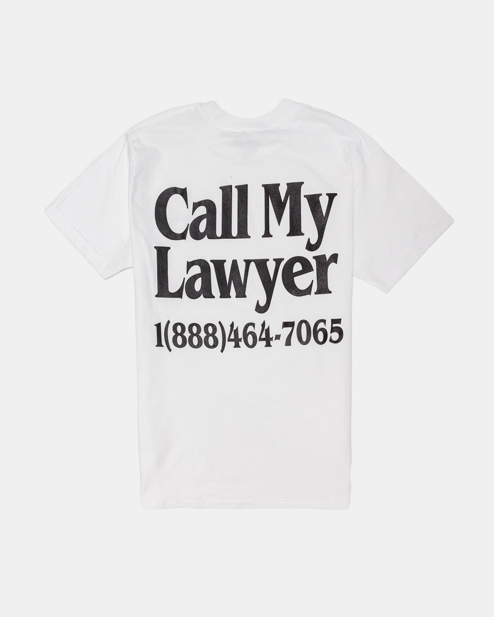 Chinatown Market - Legal Services Tee (White)