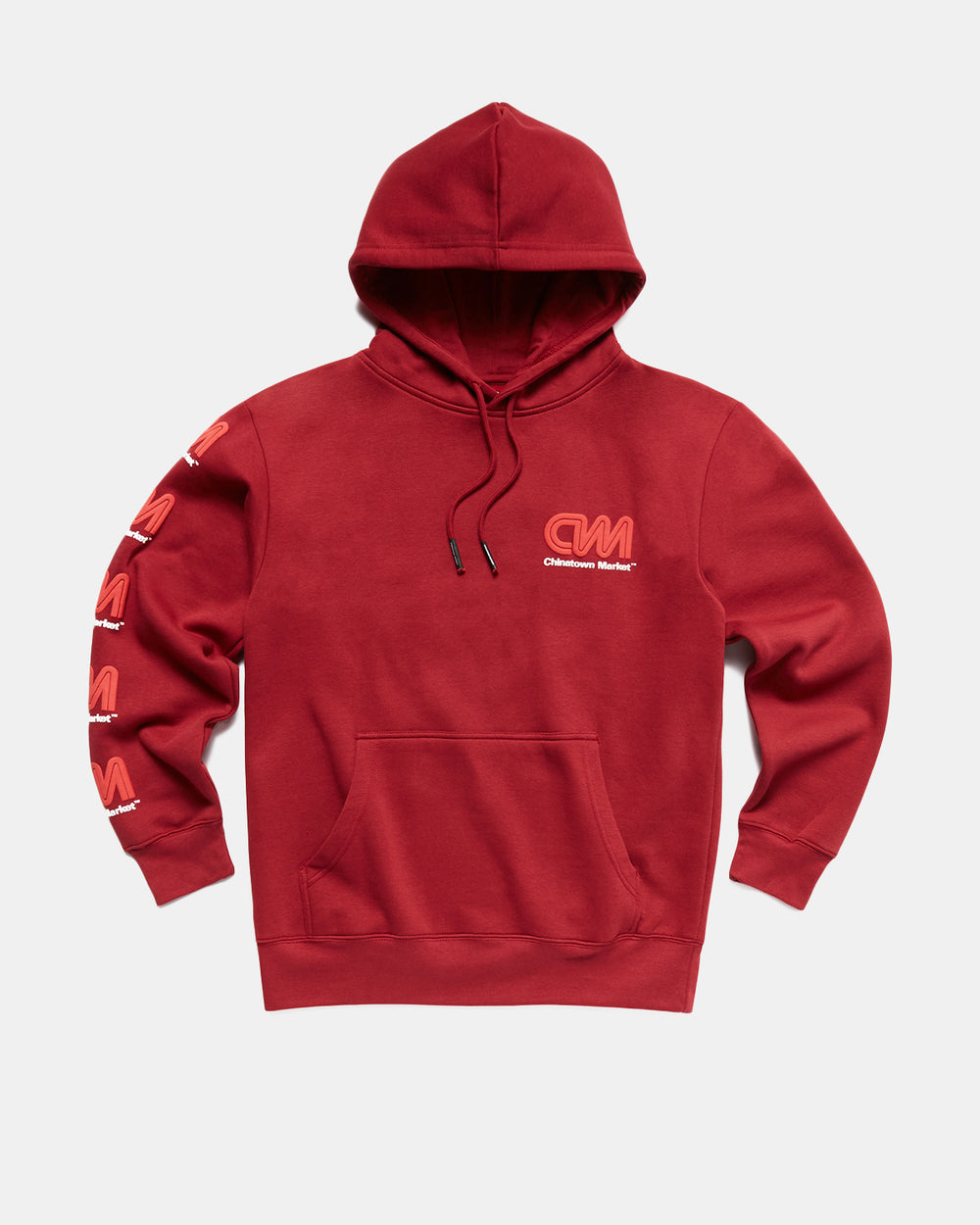 Chinatown Market - Most Trusted Hoodie (Red)