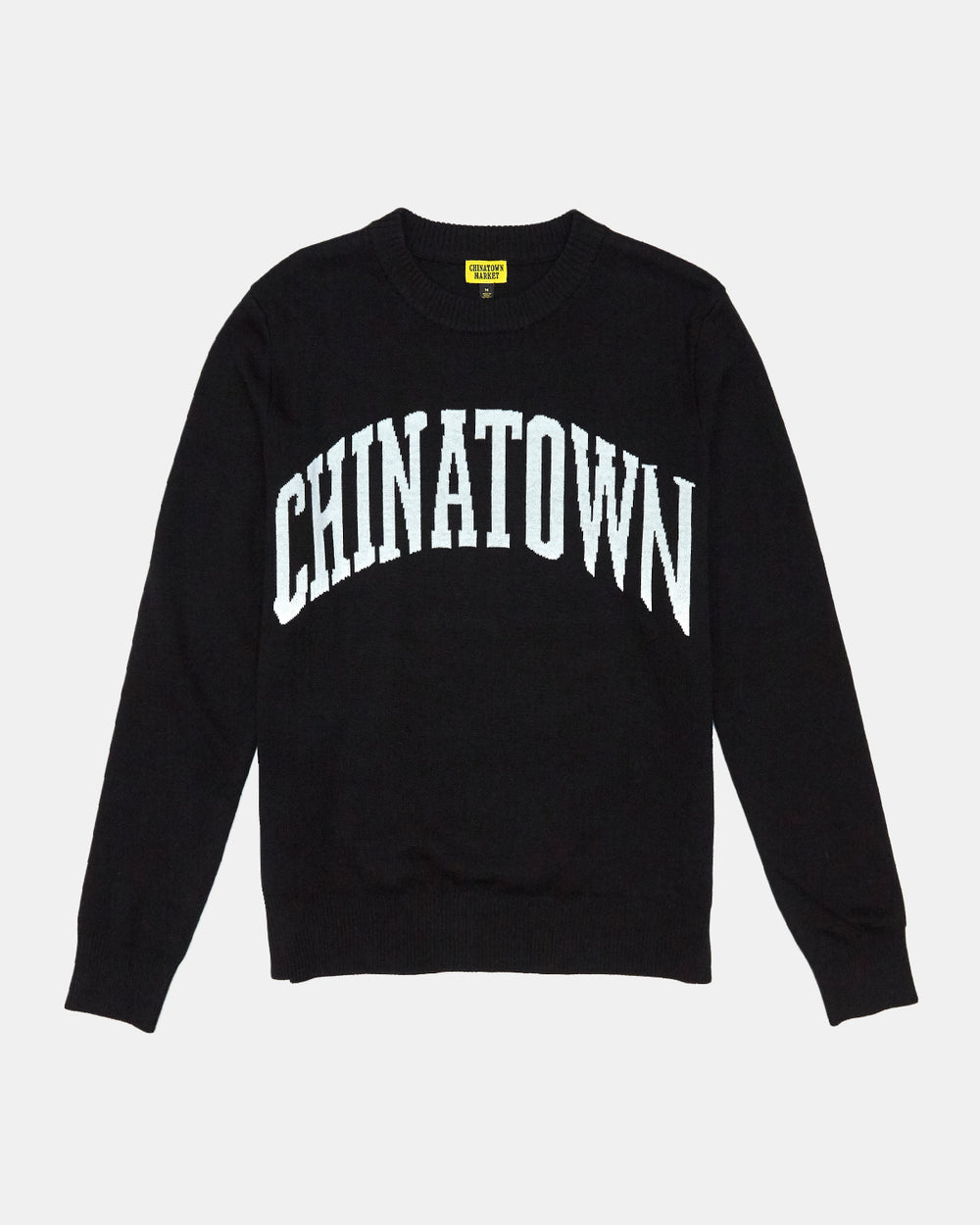 Chinatown Market - Arc Knit Sweater (Black)