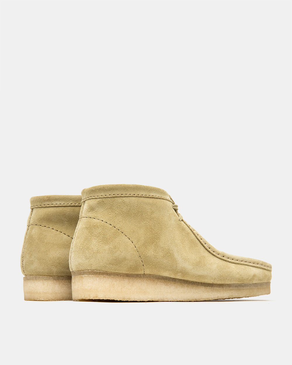 Clarks - Wallabee Boot (Maple Suede)