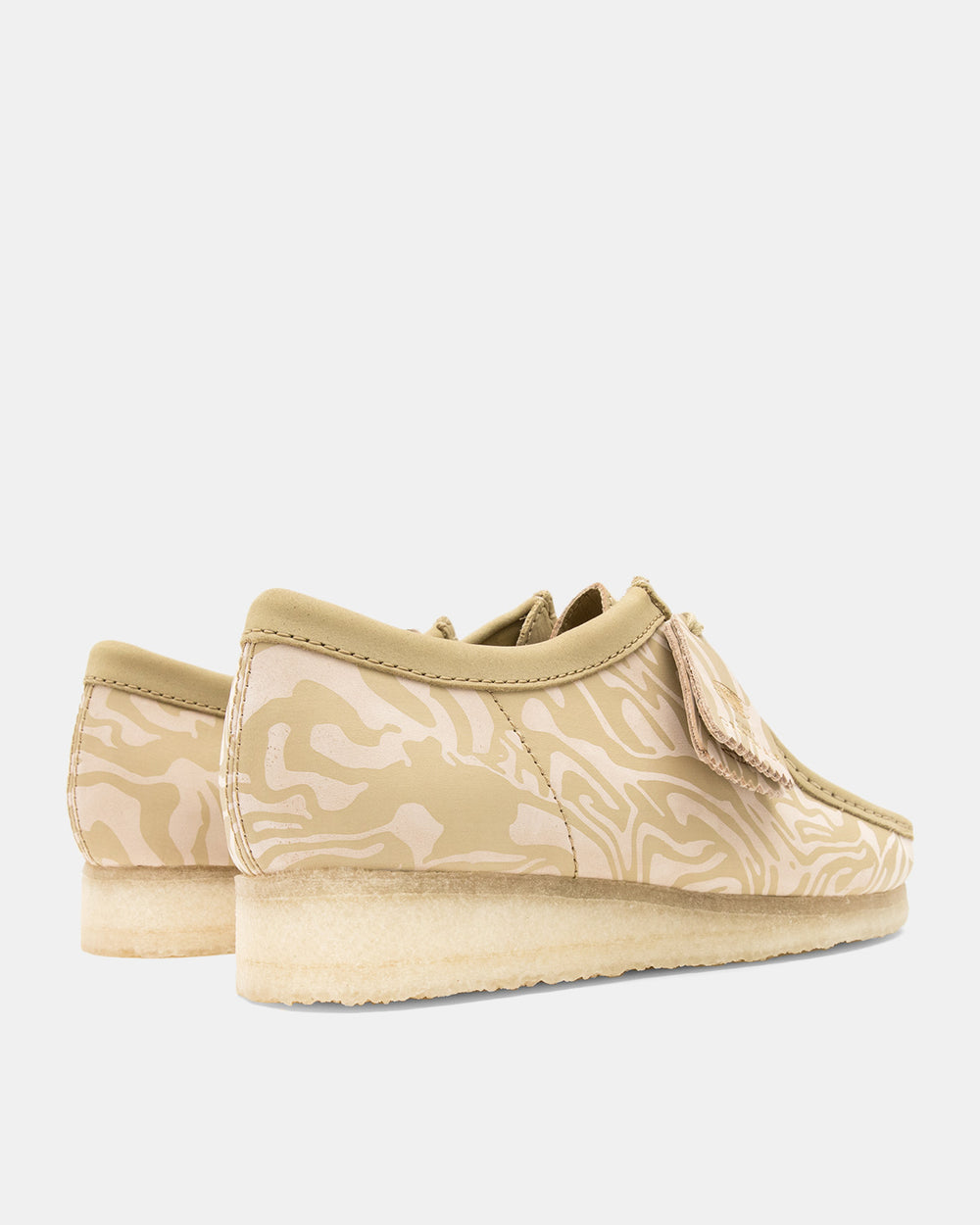 Clarks - Wallabee WW Lo (Maple | Marble)