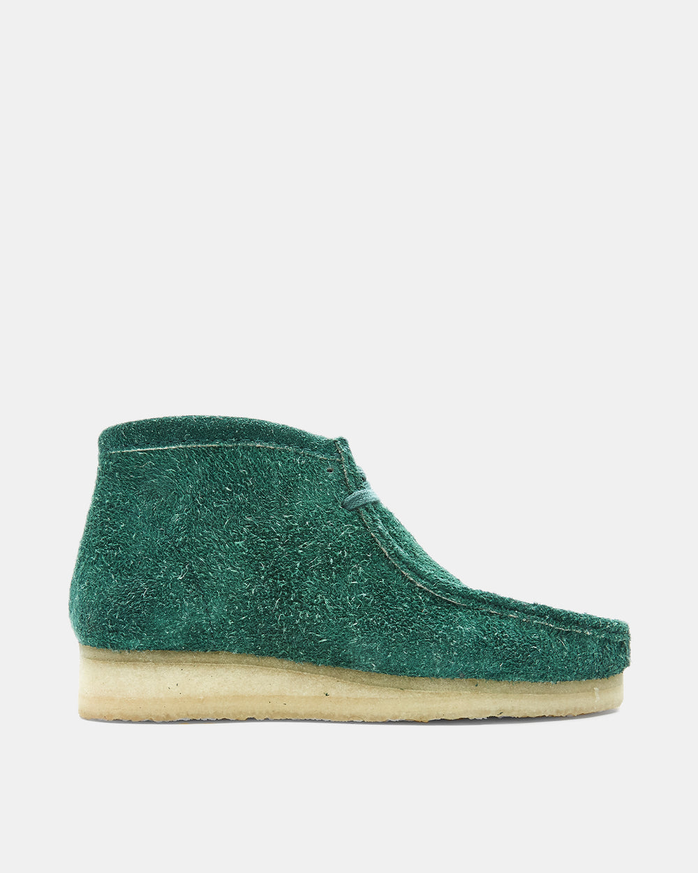 Clarks - Wallabee Boot (Forest Green)