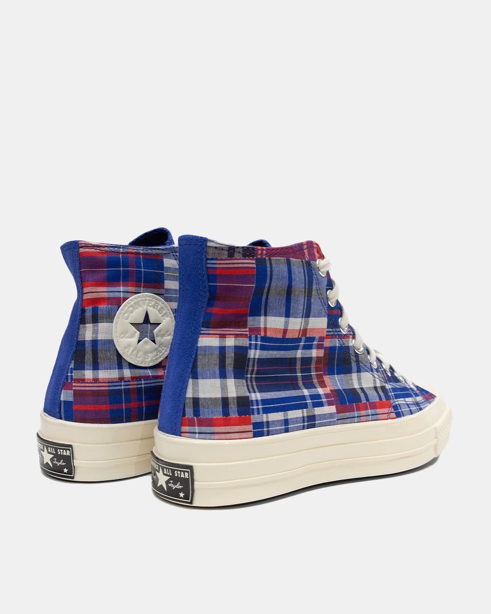 Converse - Twisted Prep Chuck 70 Hi (Rush Blue | University Red)