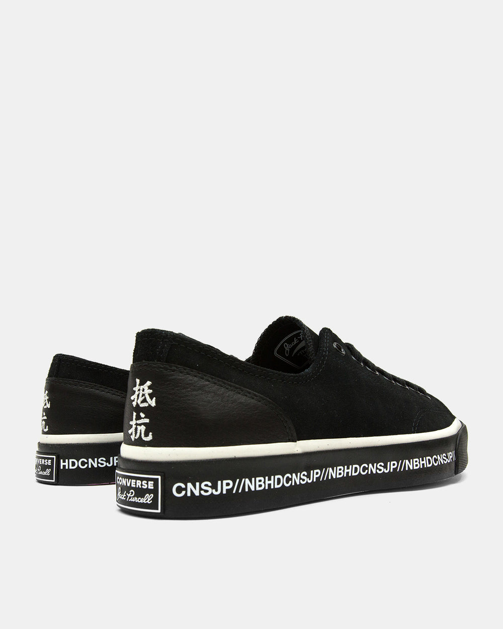 Converse - Converse x Neighborhood Jack Purcell Ox (Black | Egret | Black)