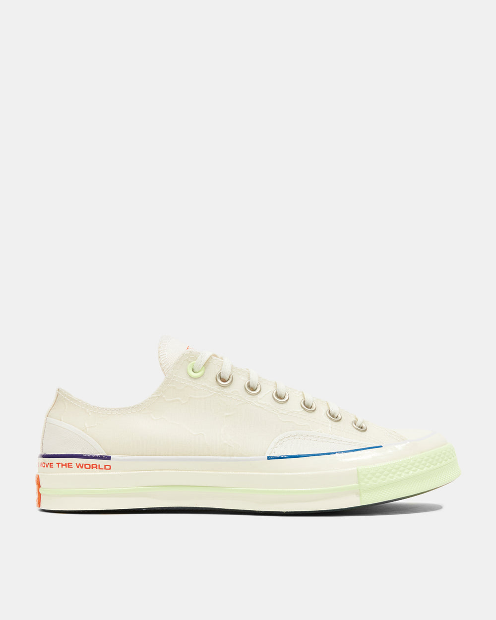Converse - Converse x Pigalle Chuck 70 Low (White | Vast Grey | Barley Volt)