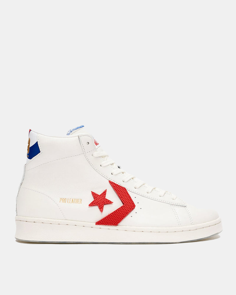 The Birth of Flight Pro Leather (Vintage White | University Red)