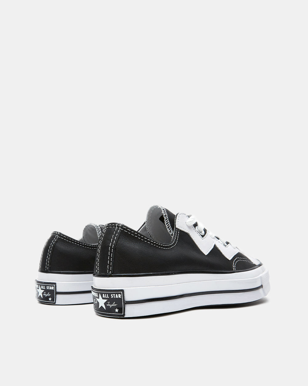 Converse - Women's Chuck 70 Low VLTG (Black | White)