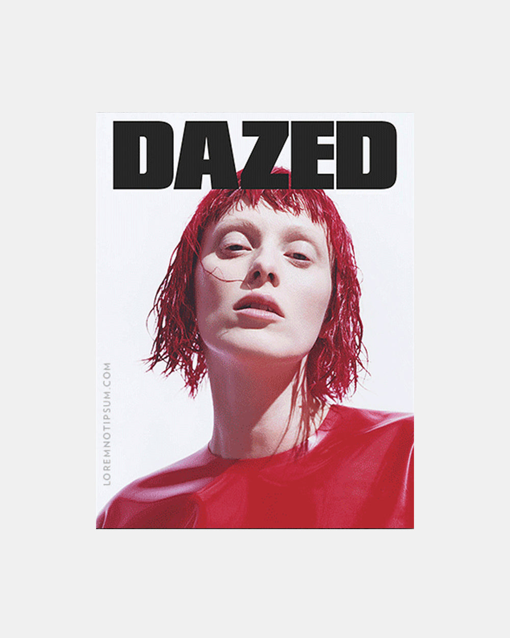 Dazed - Summer 19 Issue (Karen Elson)