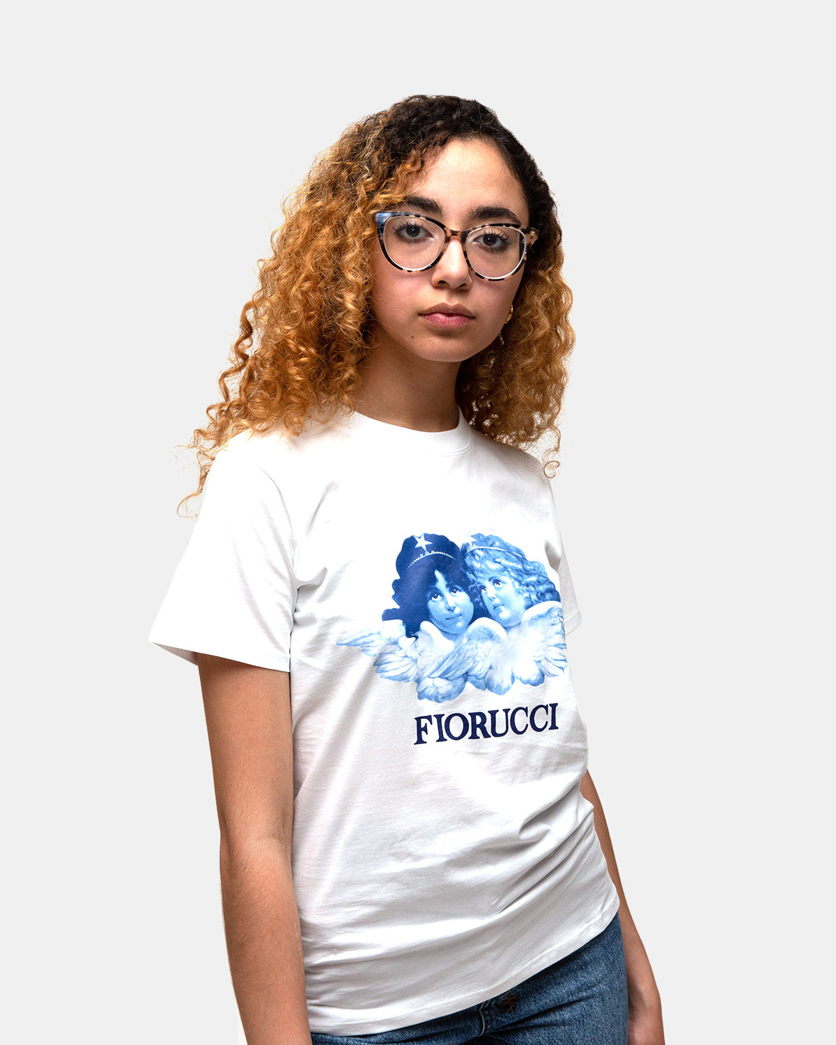 Fiorucci - Women's Angels Heaven Tee (White)