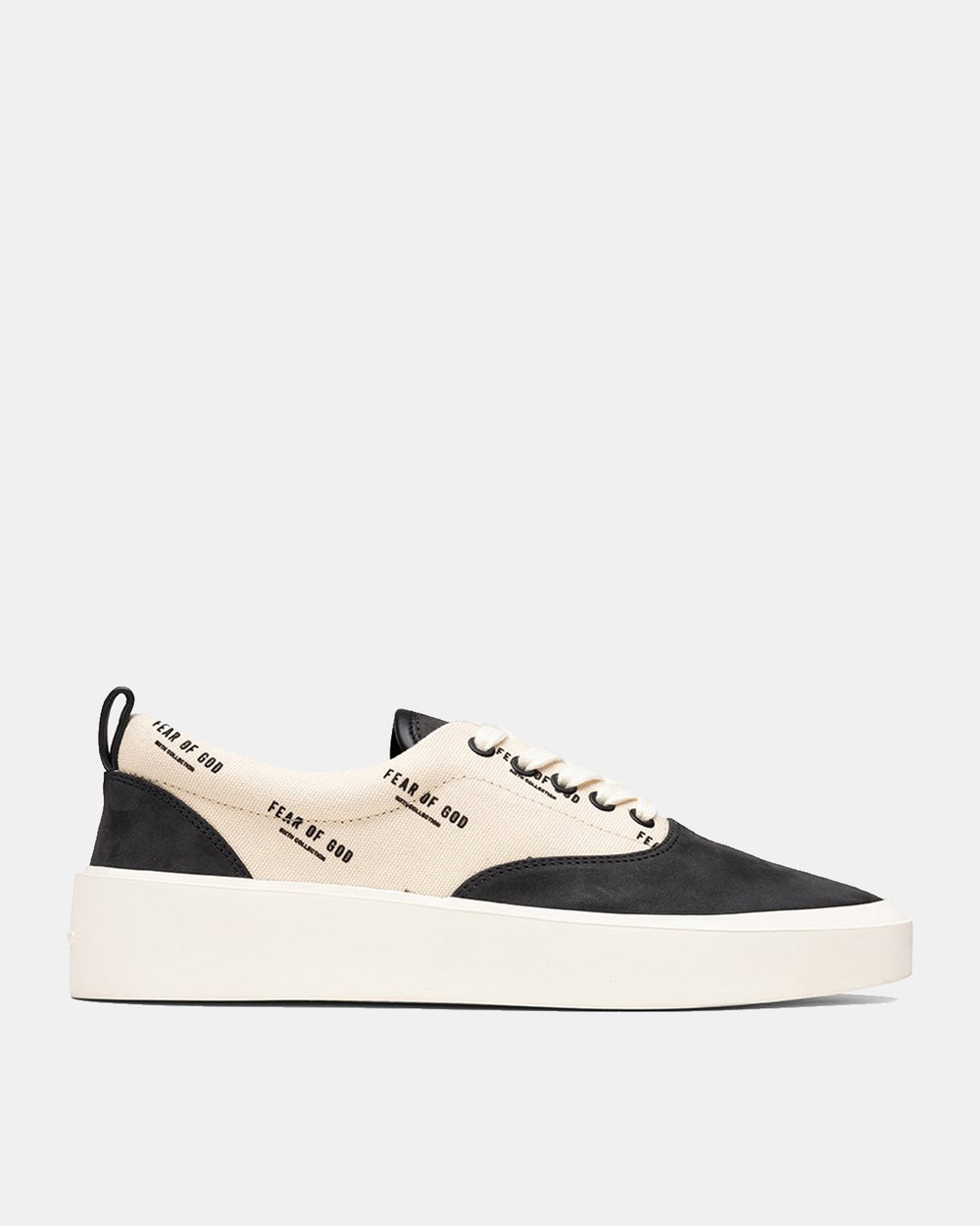 Fear of God - 101 Lace Up (Vintage Black | Cream)