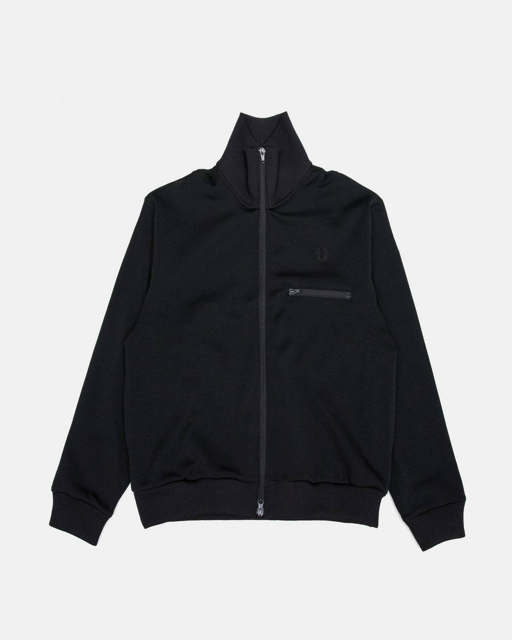 Fred Perry - Laurel Wreath Made in Japan Track Jacket (Black)