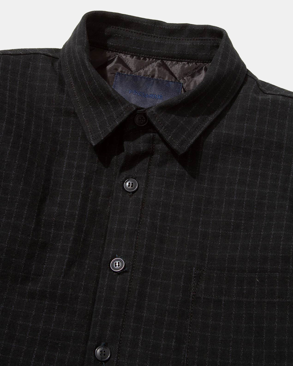 Freshjive - Chavelo Jacket (Charcoal Plaid)