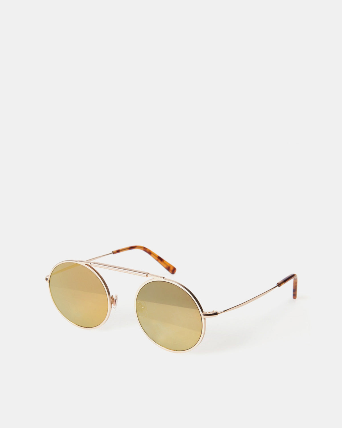 Han Kjobenhavn - Uncle Frame Sunglasses (Gold)