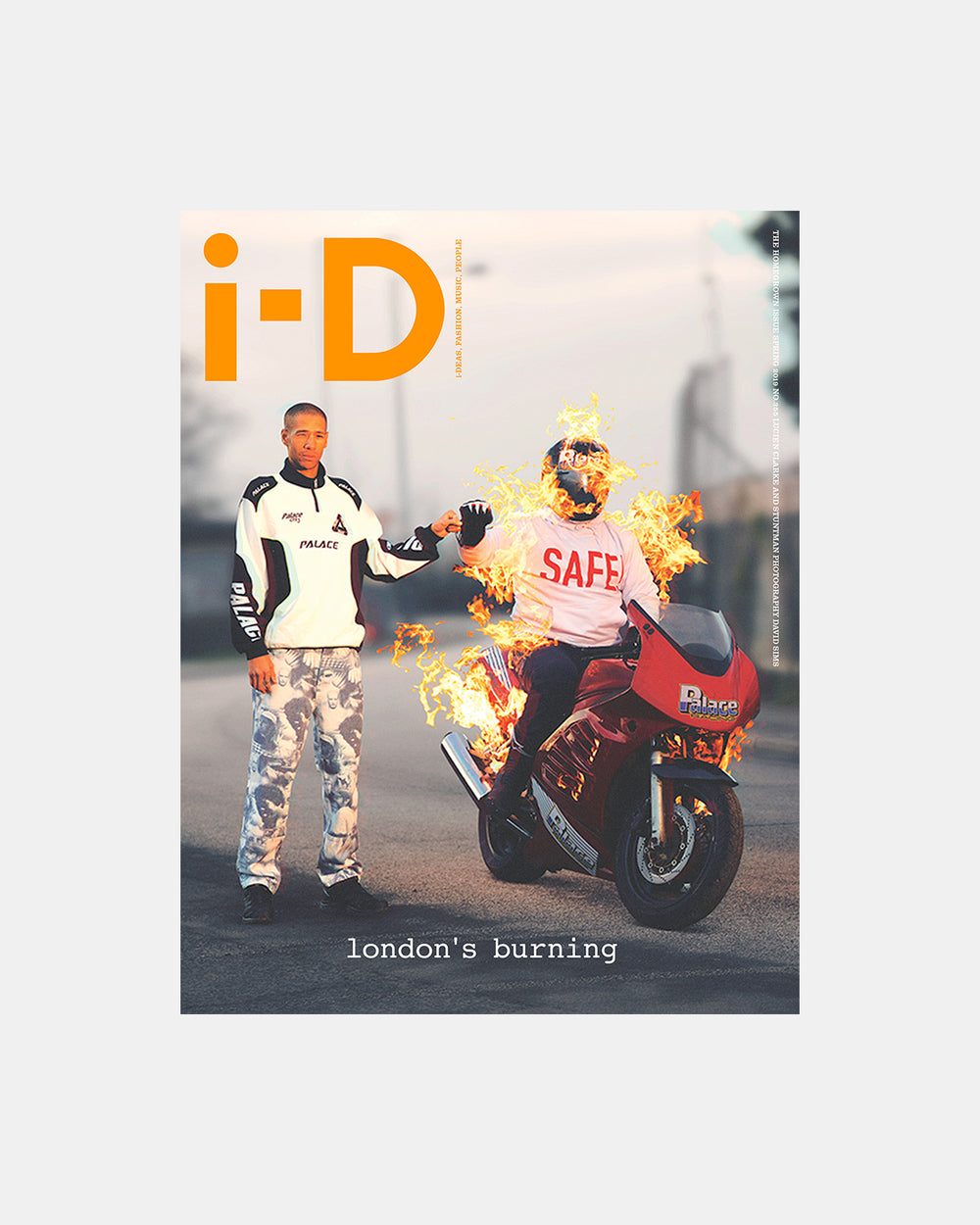 i-D Magazine - Spring Issue (Palace)