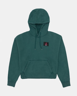 Women's Jordan Flight Pullover Hoodie (Atomic Teal)