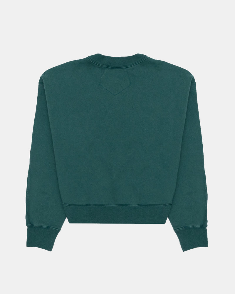 Women's Flight Crew Neck (Atomic Teal)