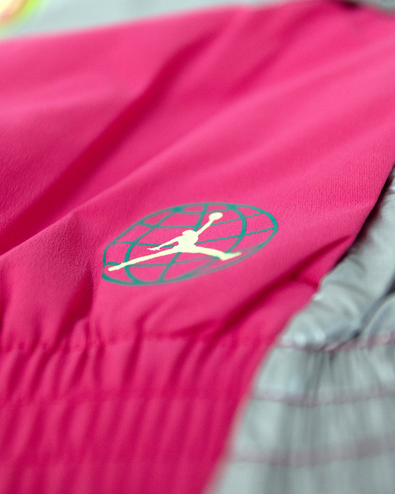 Women's Jordan Winter Utility Track Jacket (Watermelon)