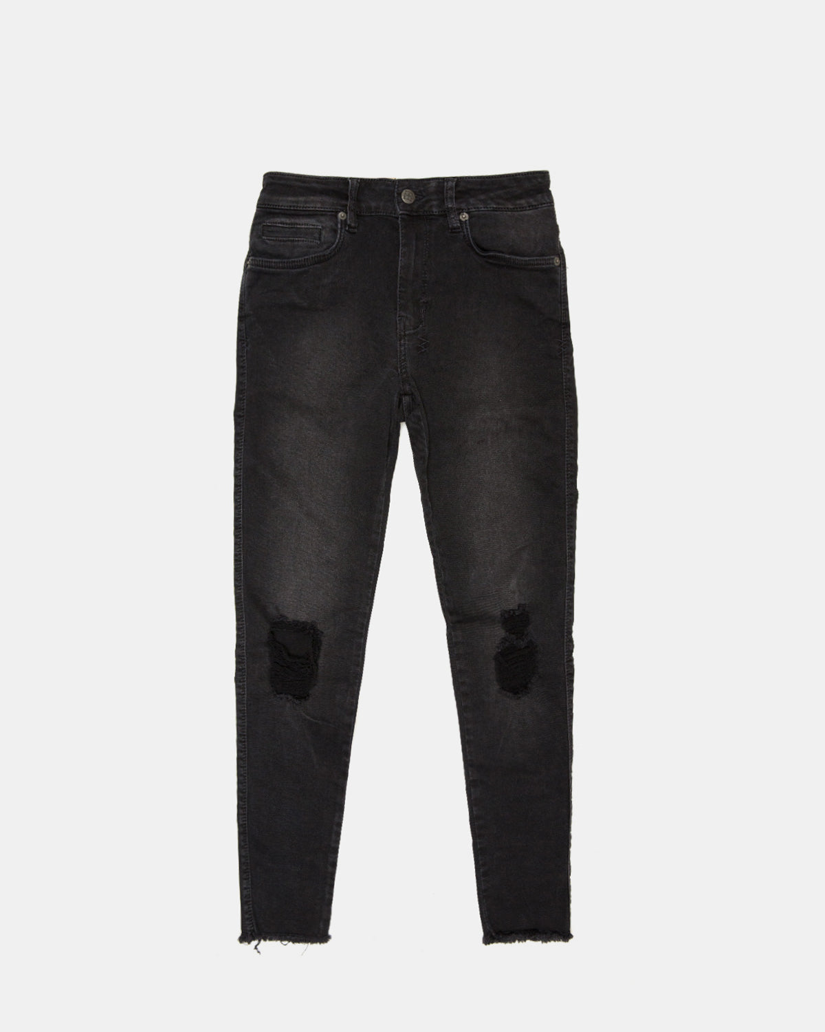 Ksubi - Women's Spray On Rebel Jeans (Black)