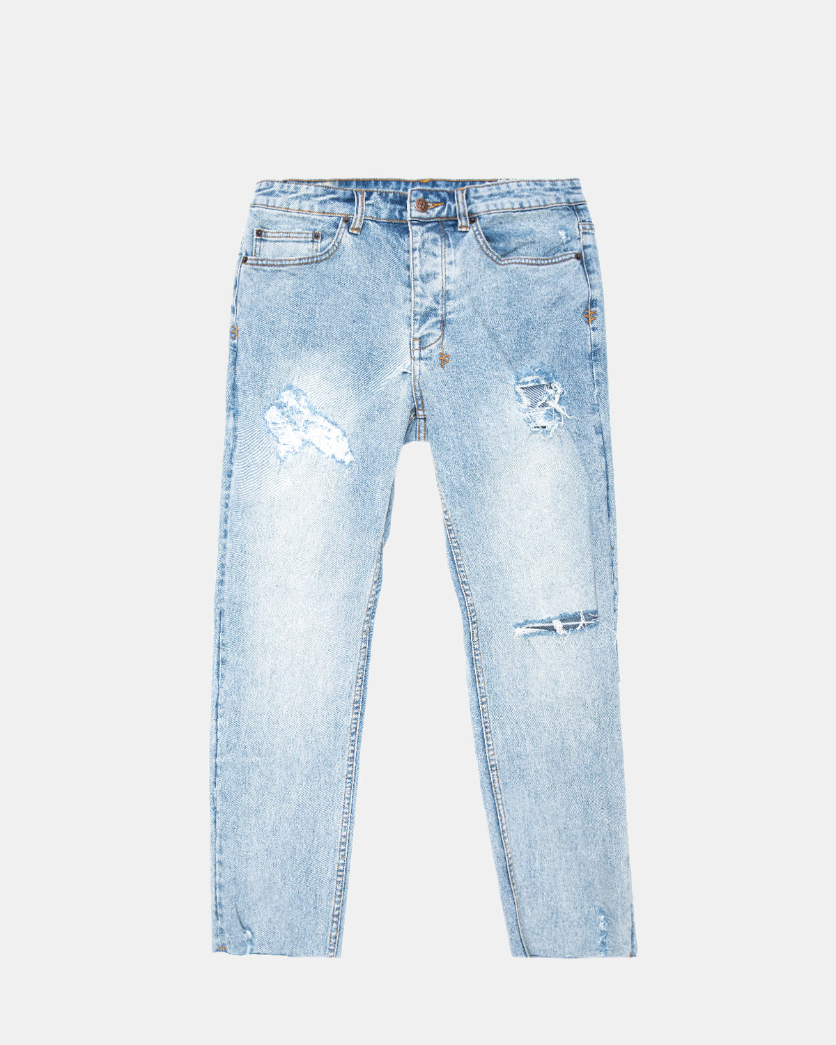 Ksubi - Chitch Chop Slice N Dice Jean (Light Wash Blue)