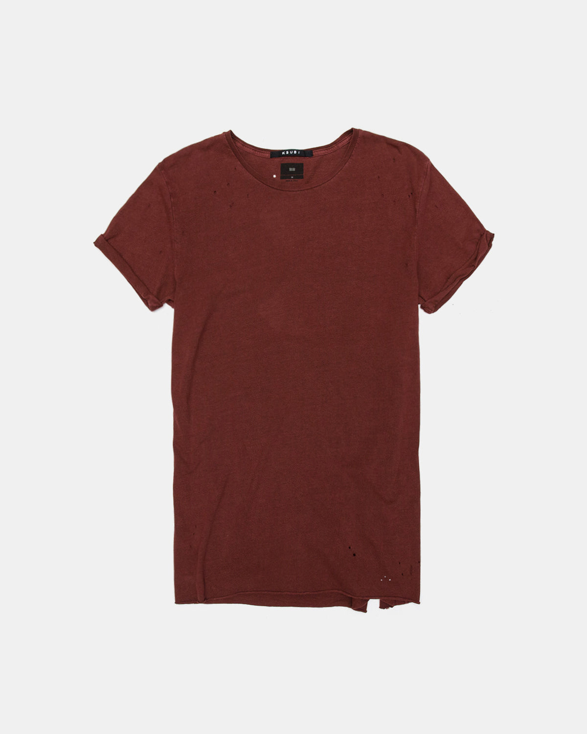 Kodeine SS Tee Burnt Orange