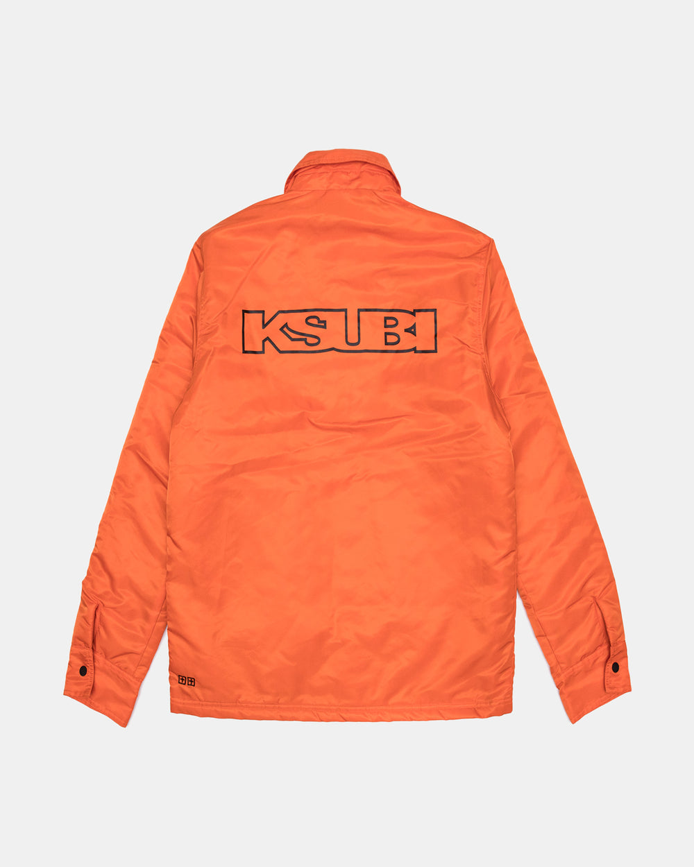 Ksubi - Sign of the Times Coach Jacket (Hazard)