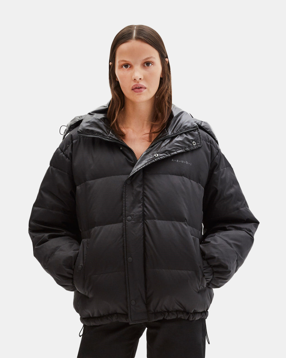 Ksubi - Women's Flashback Puffer Jacket (Black)