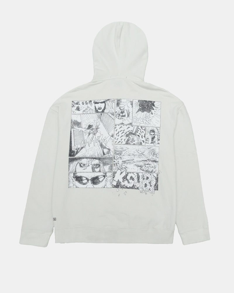 Ashes Hoodie (Bleached White)