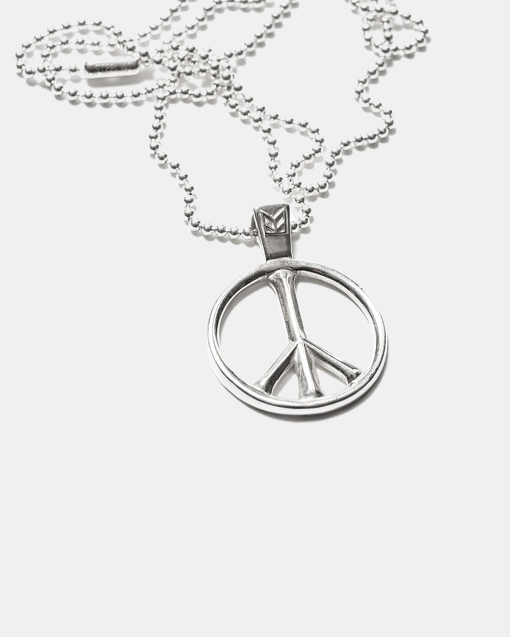 MAPLE - Peace Pendant (Silver 925)