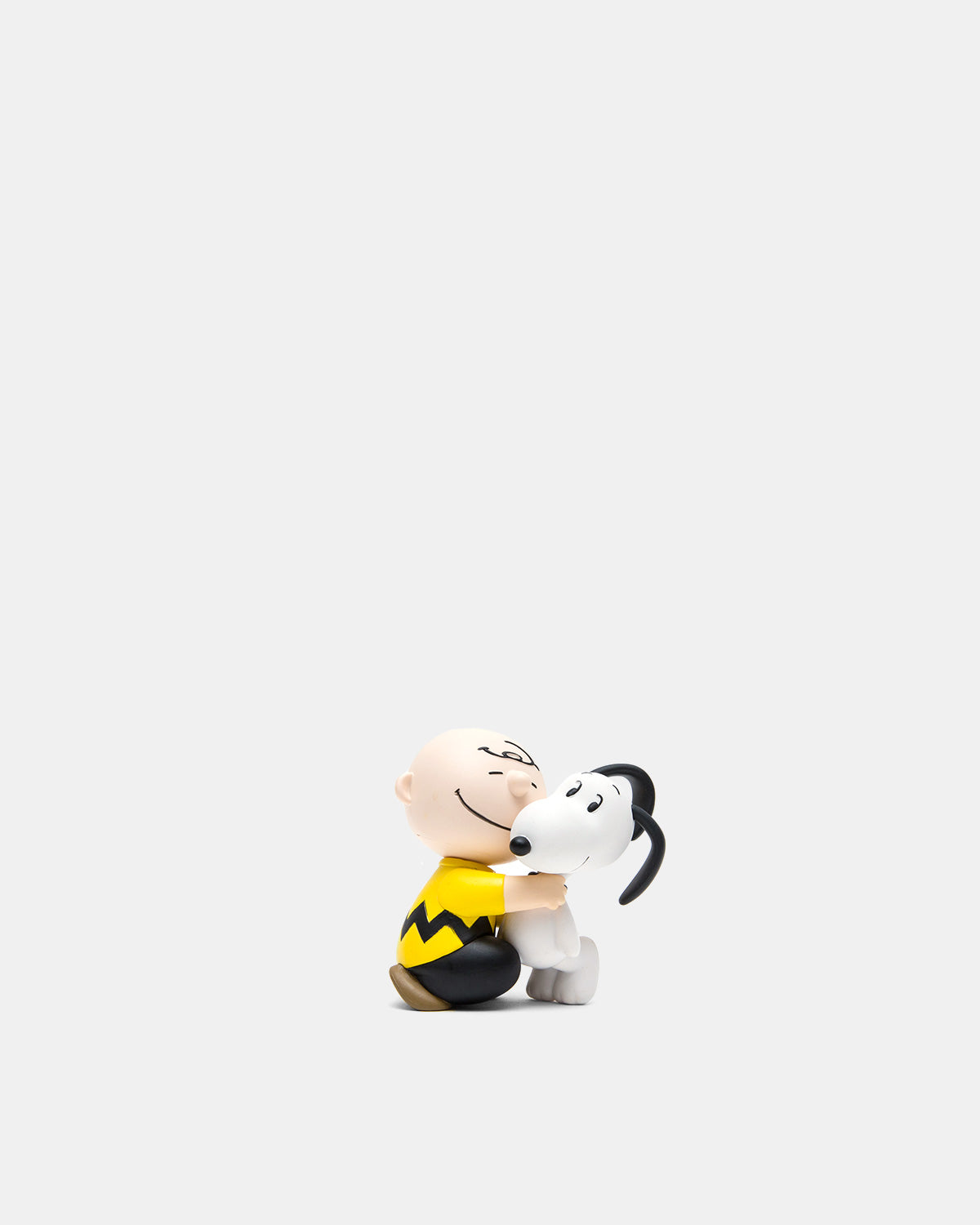 Medicom Toy - UDF Peanuts Series 8 Charlie Brown and Snoopy (Tan)