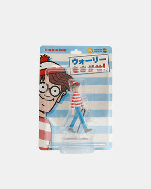 Medicom Toy - Where's Wally Figure