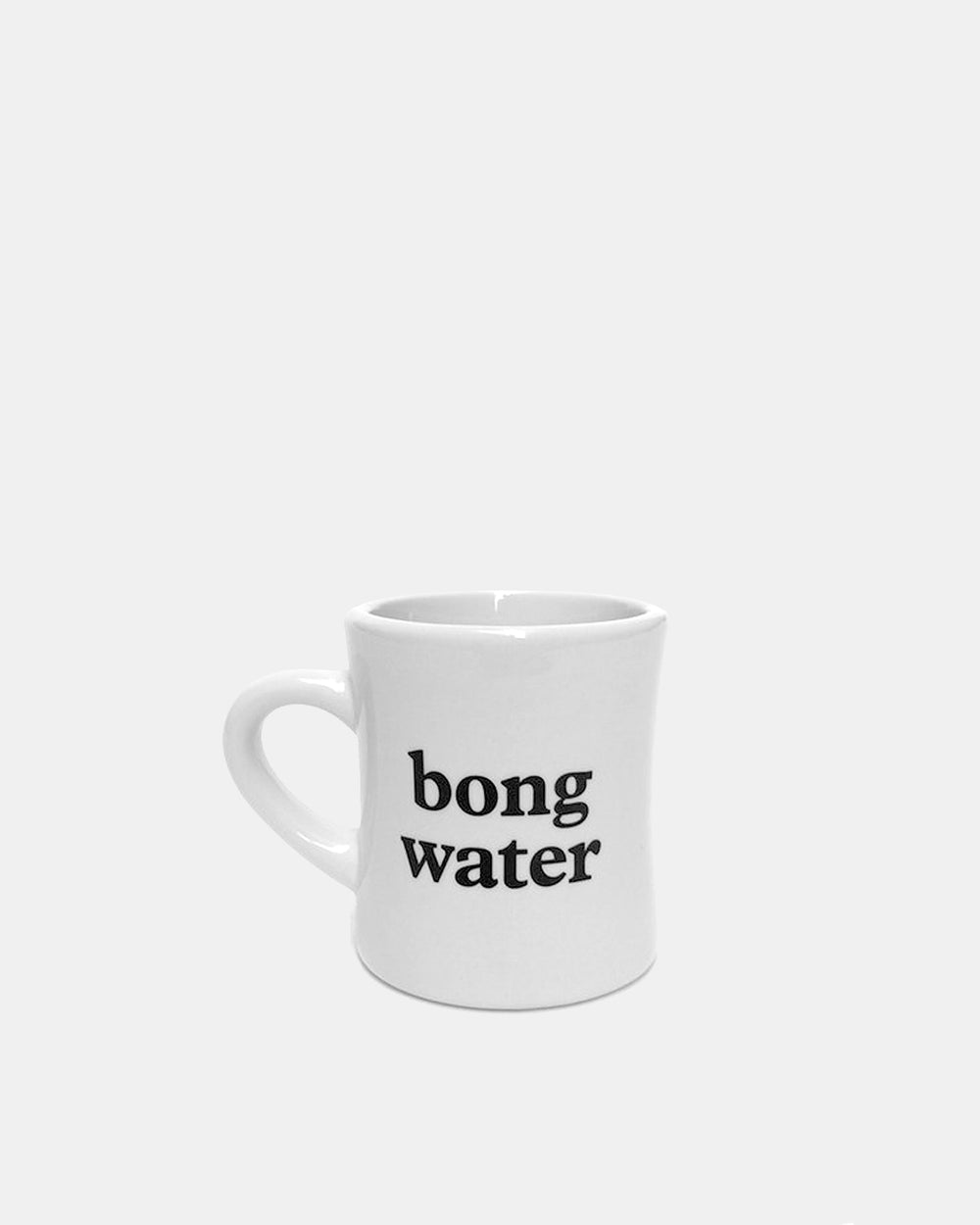 Mister Green - Bong Water Mug (Cream)