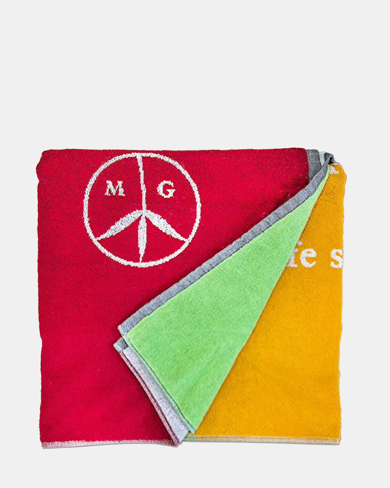 Flag of Los Angeles Towel
