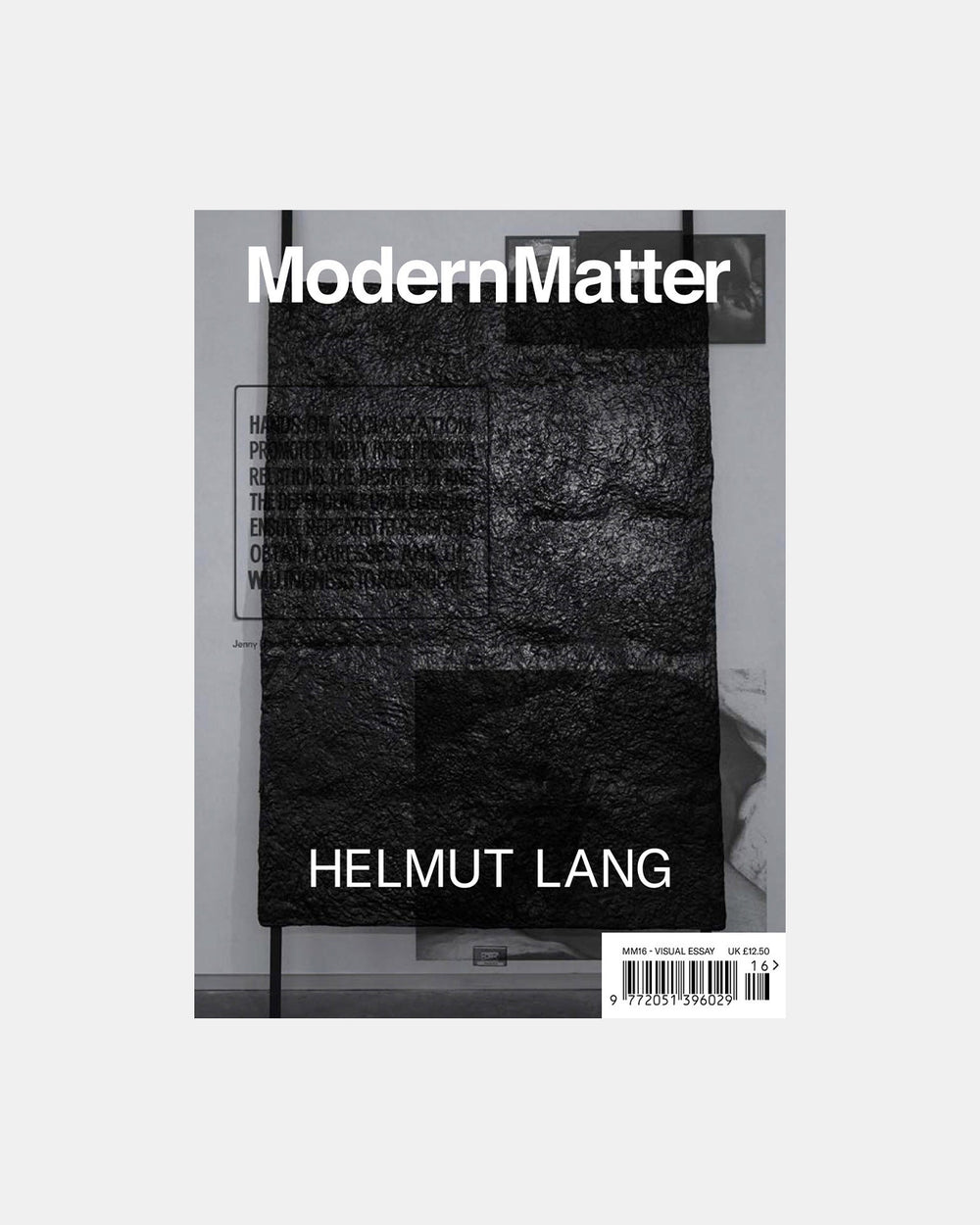 New Distribution House - Modern Matter Issue 16