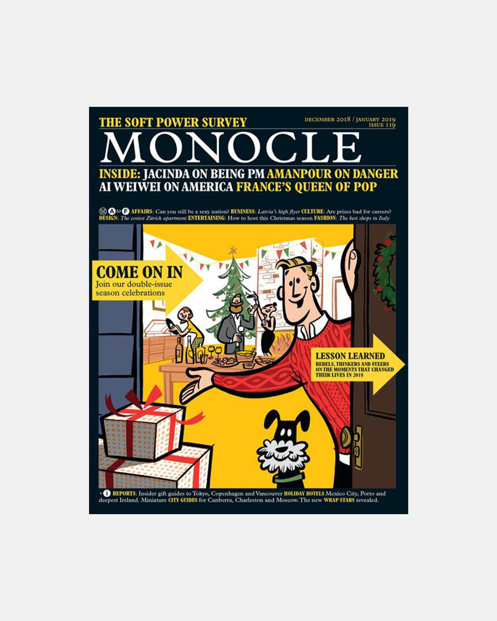 Monocle - Issue 119 Holiday Special