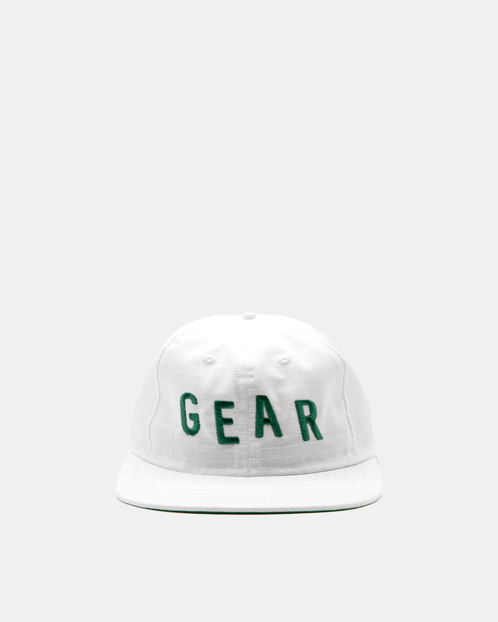 Mister Green - Gear Hat (White)
