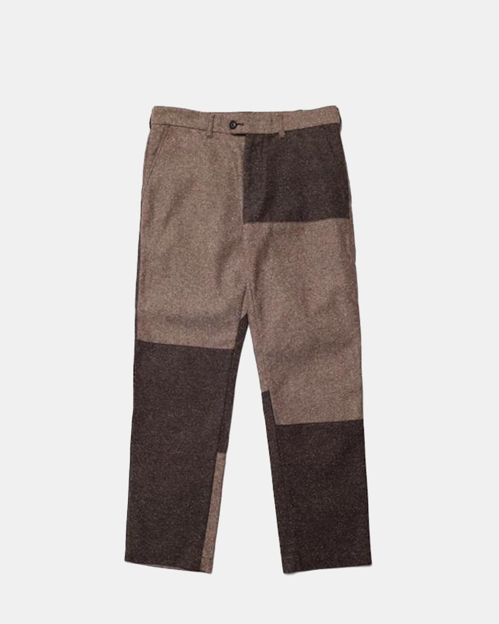 nanamica - Panel Club Pants (Heather Brown)