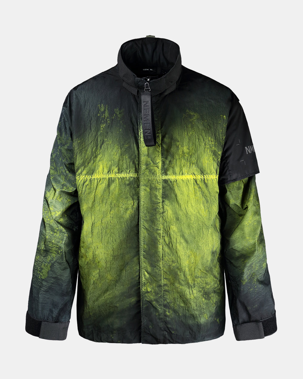 Guard Jacket Acid Dyes