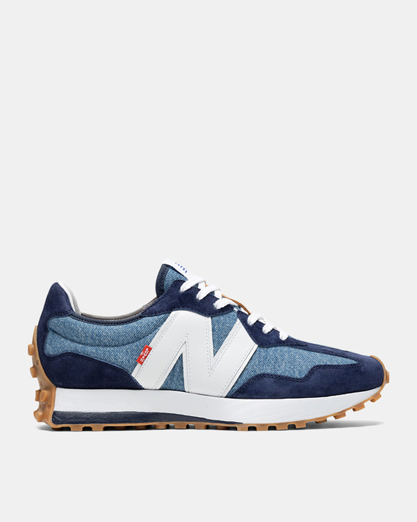 New Balance x Levis 327 (Dark Blue)