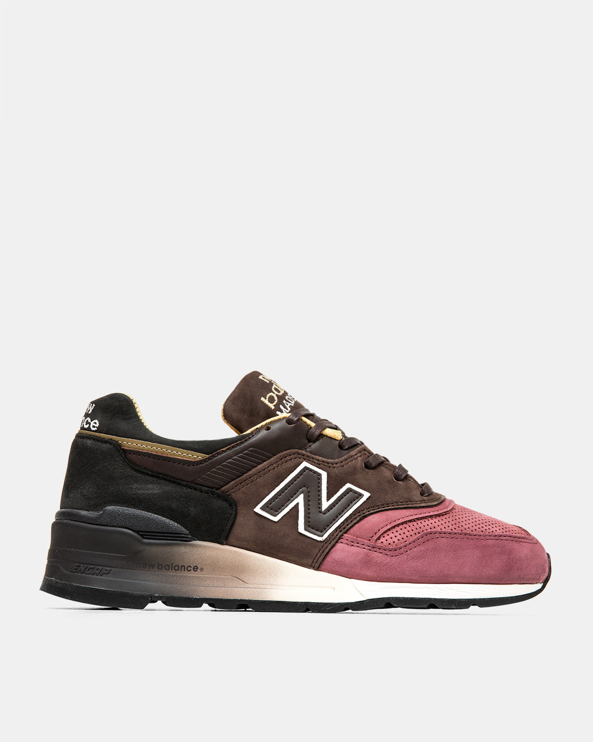 New Balance - 997 'Home Plate Pack' (Black | Brown | Burgundy)