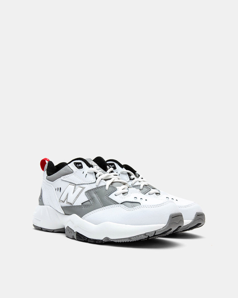 Women's 608v1 (White | Team Away Grey)