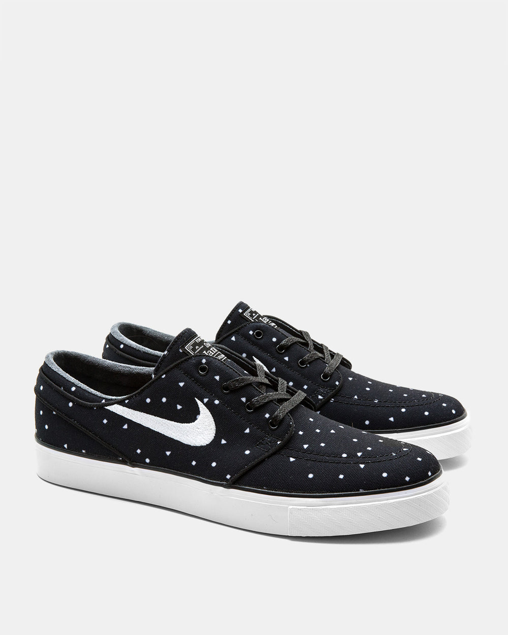 Nike SB - Zoom Stefan Janoski Canvas (Black | White)