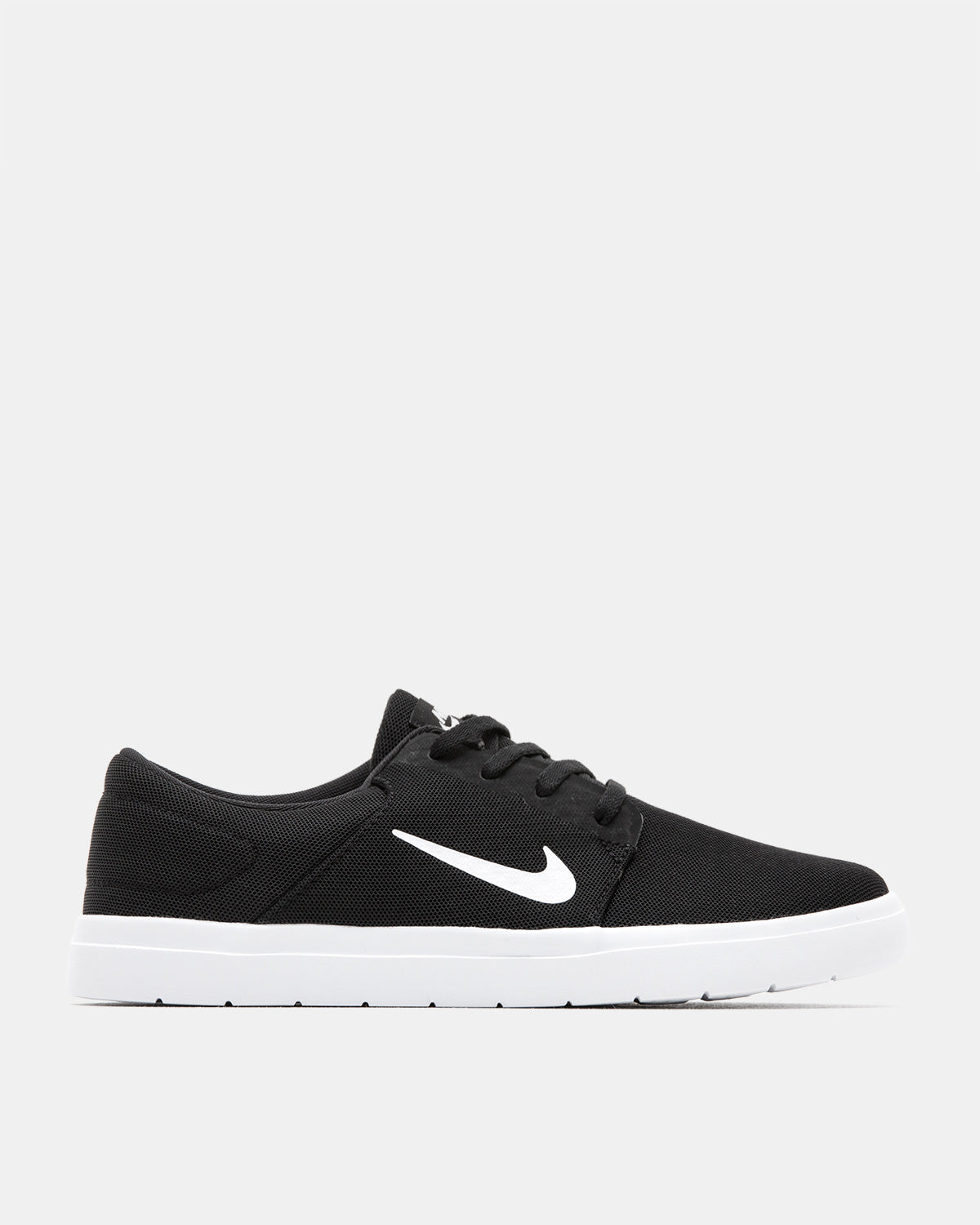 Nike SB - Portmore Ultralight Canvas (Black | White)